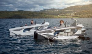 Quadrofoil Q2S Electric
