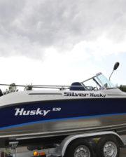 Silver Husky 630транспортировка