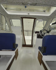 Silver Eagle Star Cabin 650
