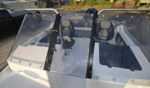 Silver Shark DC 580