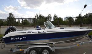 Silver Husky 630 заказать
