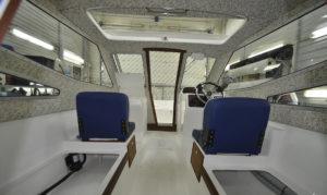 Silver Eagle Star Cabin 650