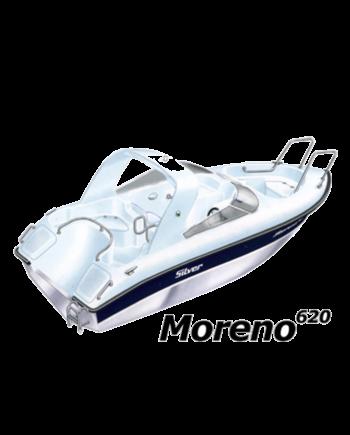 Катер Silver Moreno 620