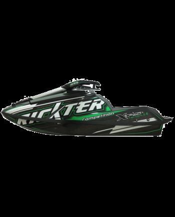 Rickter XFS NINJA Competition